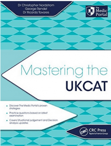 UKCAT Book - Free copy with our UKCAT Courses!