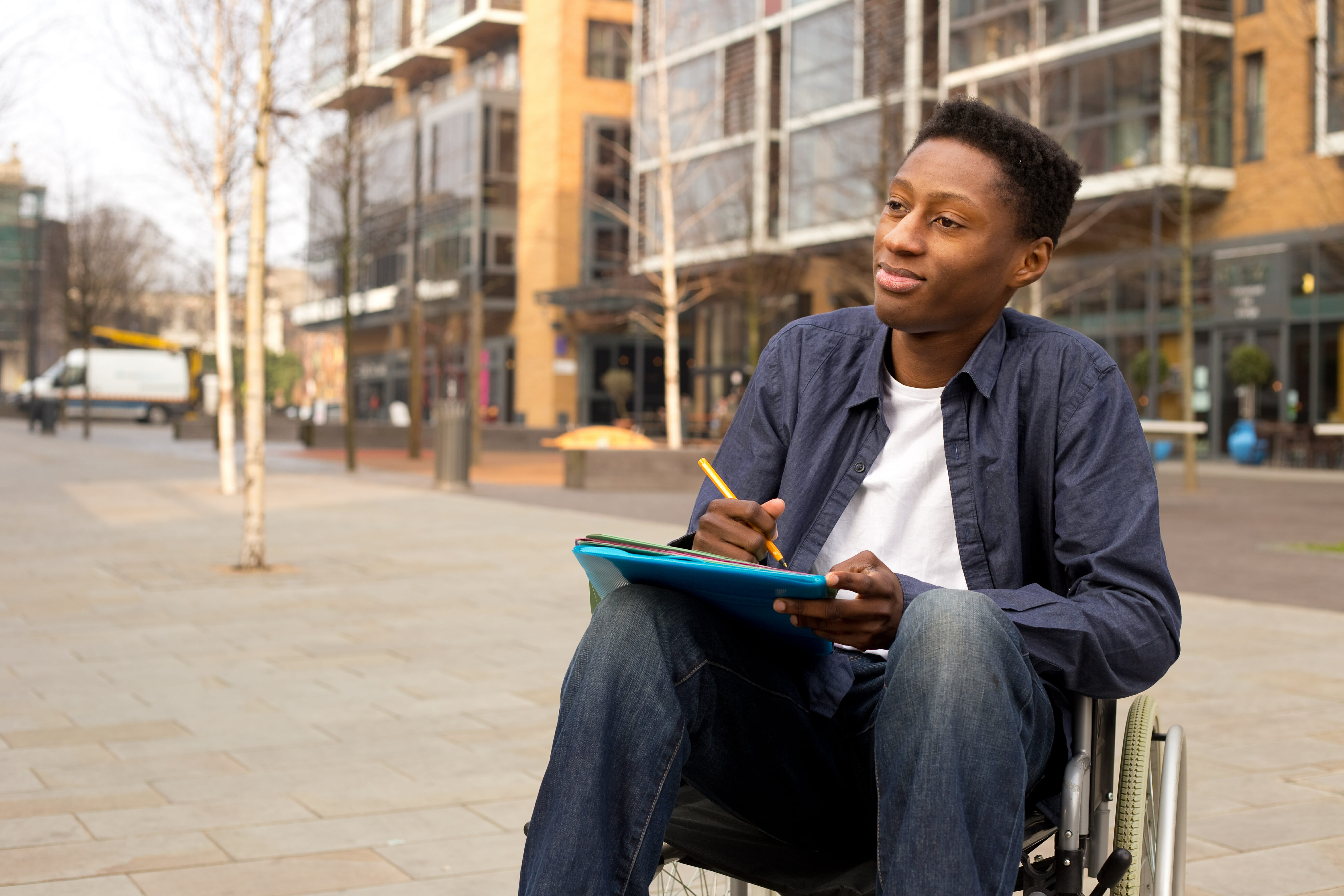 discrimination disabilities essay Disability discrimination is when a person with a disability is treated less favourably than a person without the disability in the same or similar circumstances.