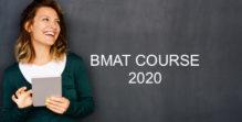 BMAT Course 2020