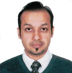 Dr Sohaib Bukhari