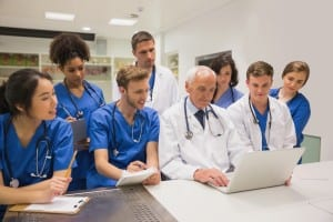 Being a medical school student 2