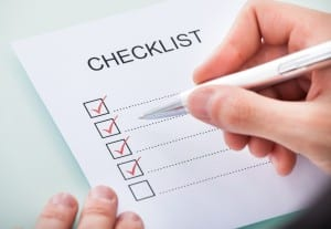 Medicine Personal Statement Checklist