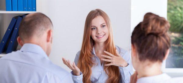 Interview tutoring