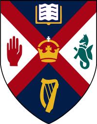 Queen's University Belfast Crest
