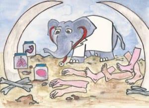 The Clinical Elephantucator