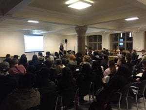 Graduate Entry Medicine event with AUC