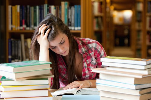 Medical school stress