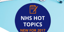NHS Hot Topics