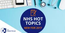 NHS Hot Topics 2017