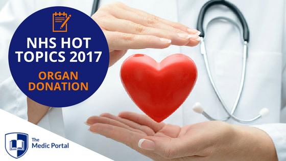 NHS Hot Topics- Organ Donation