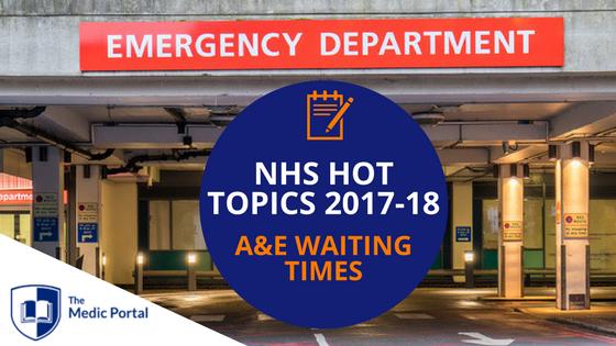 NHS Hot Topics_ A&E