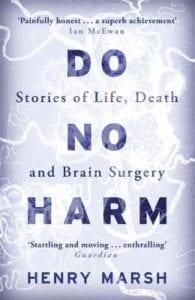 Do No Harm Book cover - books for aspiring medics