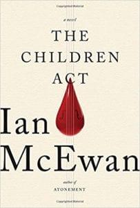 Book cover for The Children Act - books for aspiring medics