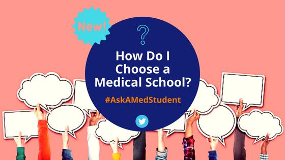 how do i choose a medical school