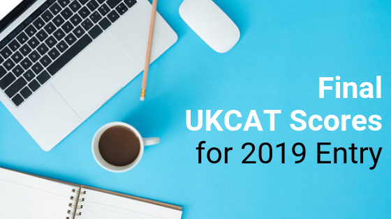 Final UKCAT Scores 2018