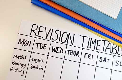 5 Steps Last Minute Revision