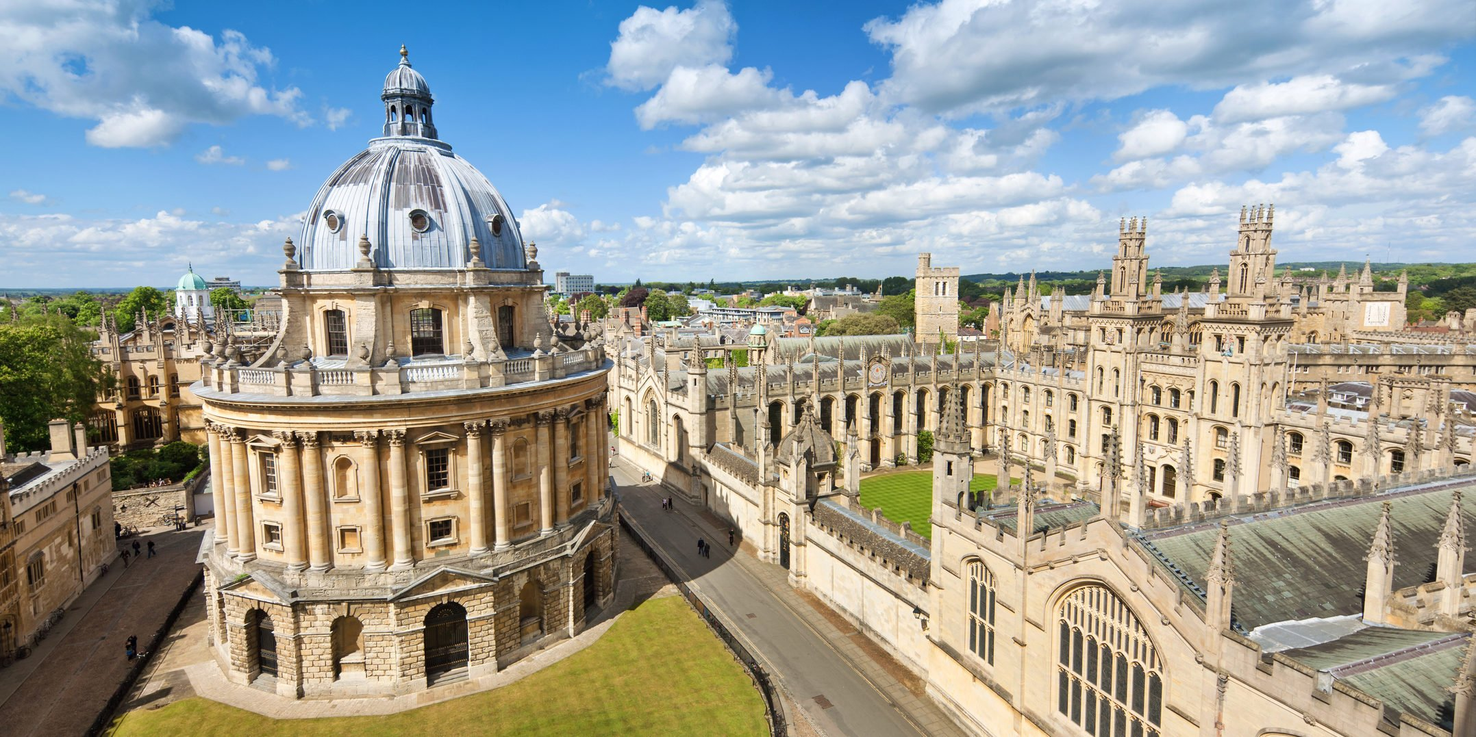 Oxford University. Credit: Getty Images