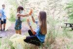 volunteering child covid-19